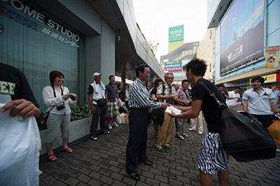 日本スーパーバンタム級タイトルマッチ 中嶋孝文選手