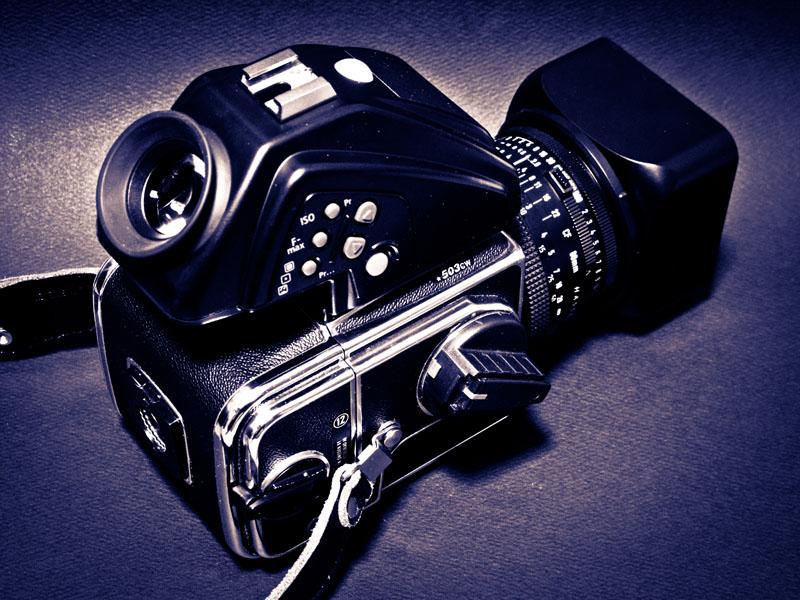 Hasselblad 503CW