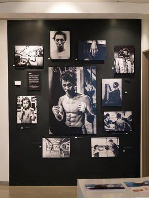 ポートレート専科2014展示